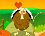 Turkey hugs