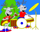 Reindeer band