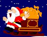 Santa's sledge