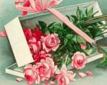Nostalgic Valentine's Day ecards