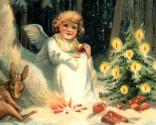 Nostalgic Christmas ecards